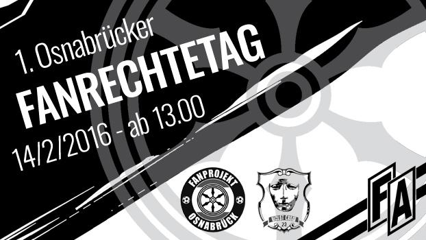 1. Osnabrücker Fanrechtetag 2016