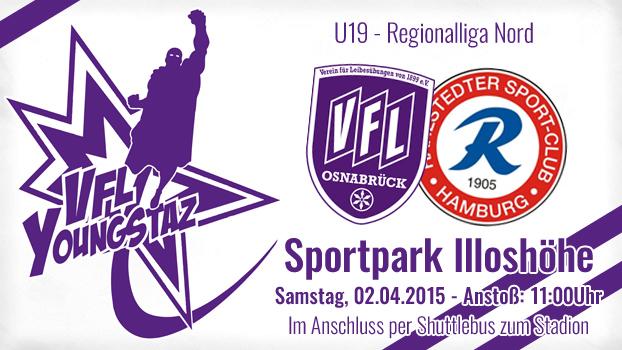 U19-VfL-Rahlstedt