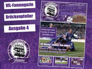Brückenpfeiler 4 Fanzine Onabrück