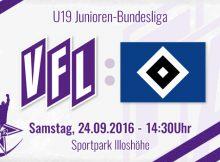 VfL U19 - HSV
