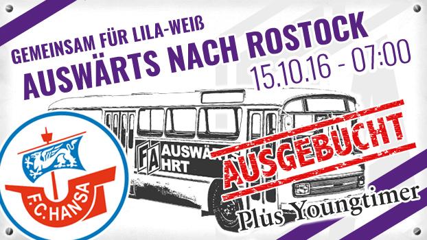VfL Osnabrück - Hansa Rostock - ausgebucht