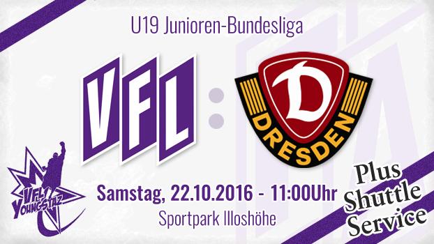 VfL Osnabrück U19 - Dynamo Dresden
