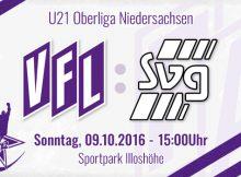 VfL U21 - SVG Göttingen