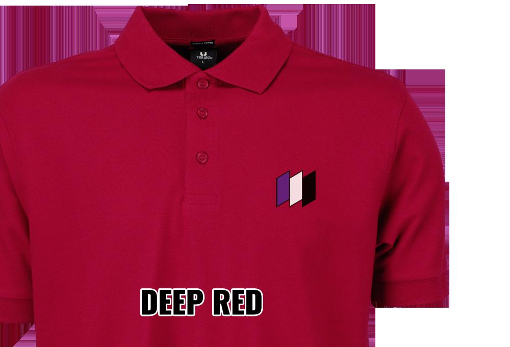 VfL-FA-PoloShirts-DeepRed